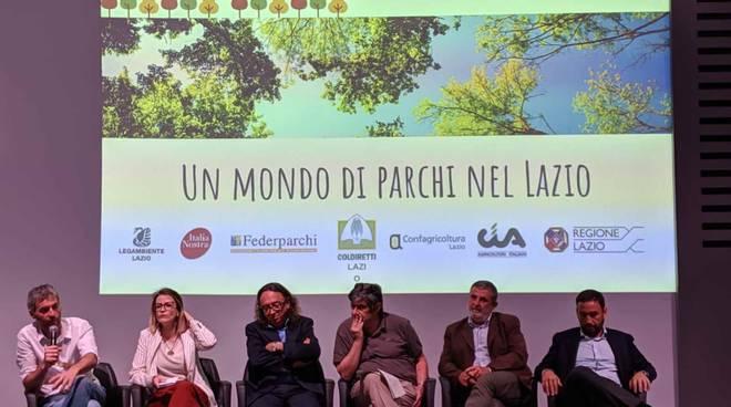 Un Mondo di Parchi nel Lazio