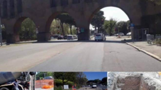 Viale delle Terme di Caracalla 07-06-19