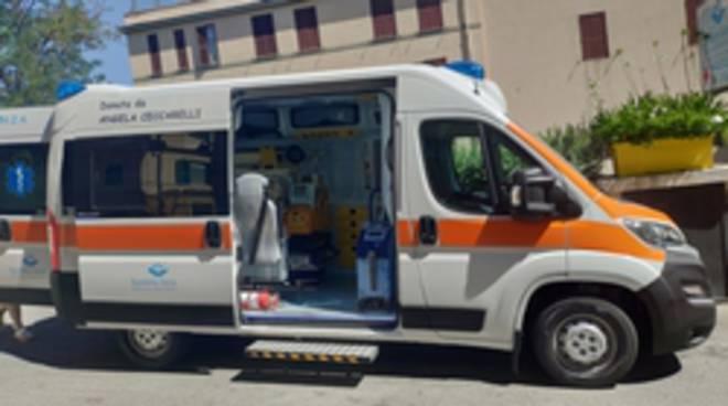 ambulanza bambin gesù