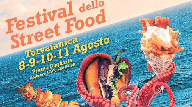 street food torvaianica