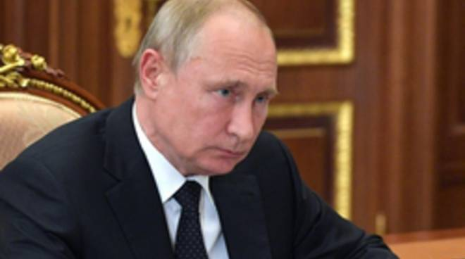 Vladimir Putin 04-07-19