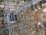 nuovo tetto San Giuseppe dei Falegnami