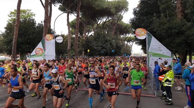 roma appia run 2019