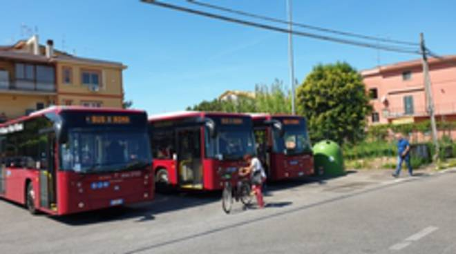 autobus corcolle