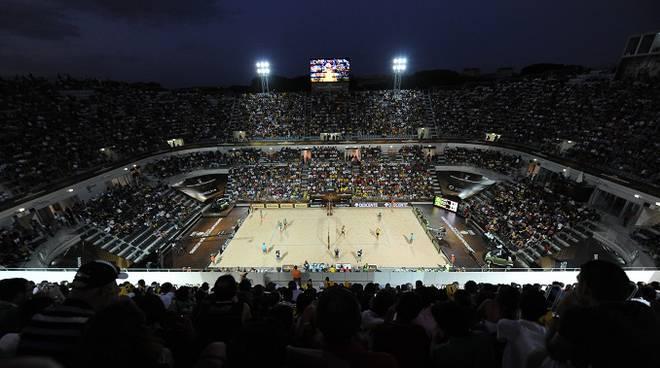 beach volley world tour