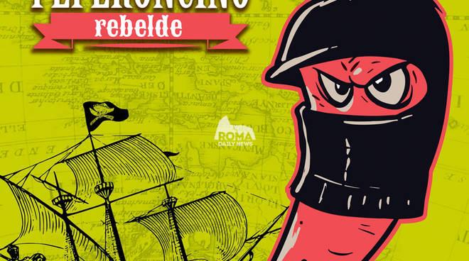 Settima Sagra Del PEPERONCINO Ribelle al CSOA Forte Prenestino