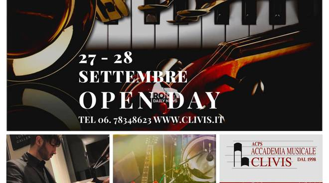 Open Day Accademia Musicale Clivis