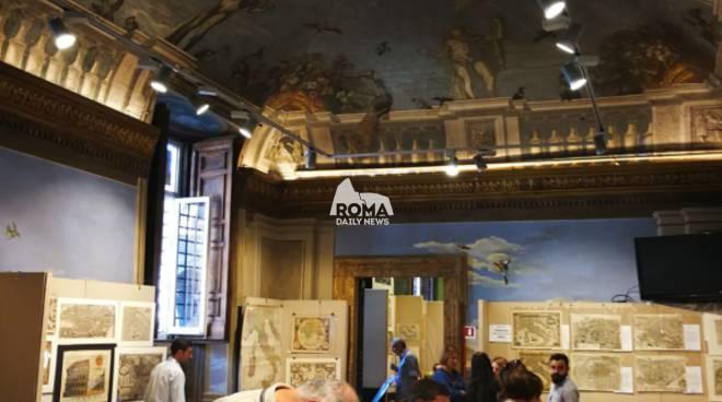 Tutto pronto per la terza edizione di Roma Map Fair