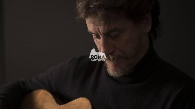 "Giorgio Tirabassi & Hot Club Roma \""omaggio a Django Reinhardt\"" al Cotton Club"
