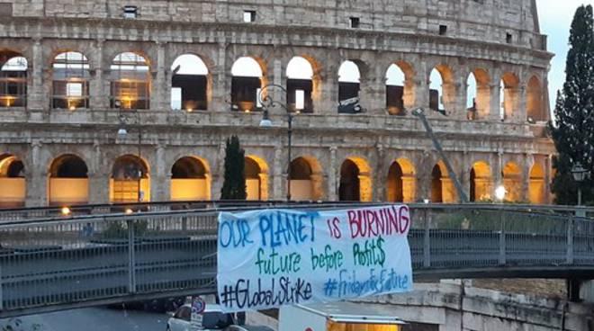 Fridays for Future Roma