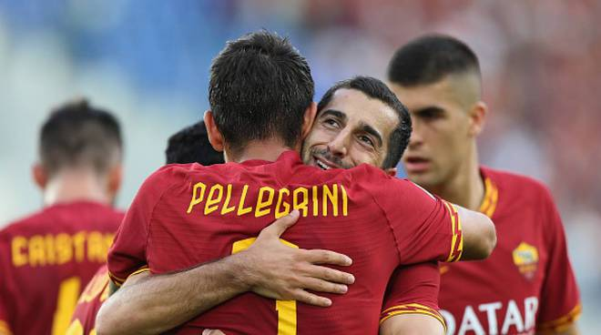 Roma Sassuolo 4-2