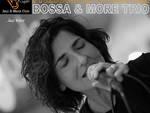"""Francesca Dottarelli \""""Bossa & More Trio\"""" in concerto al Charity Café"""