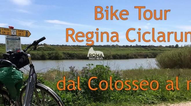 Tour in Bici Regina Ciclarum con Ritorno in Battello
