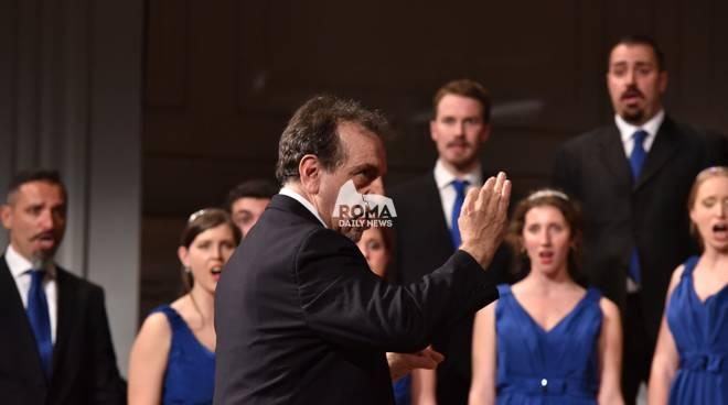Il musicista americano Steve Dobrogosz a Roma per i 20 anni del coro Musicanova