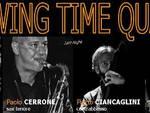 Swing Time Quartet in concerto al Charity Café