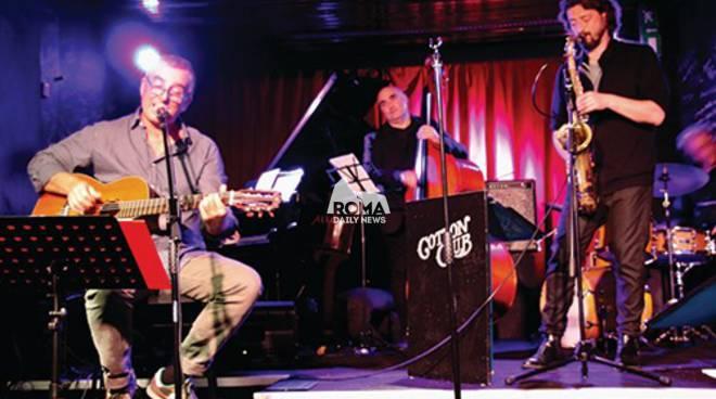 Bossanova Connection in concerto al Cotton Club