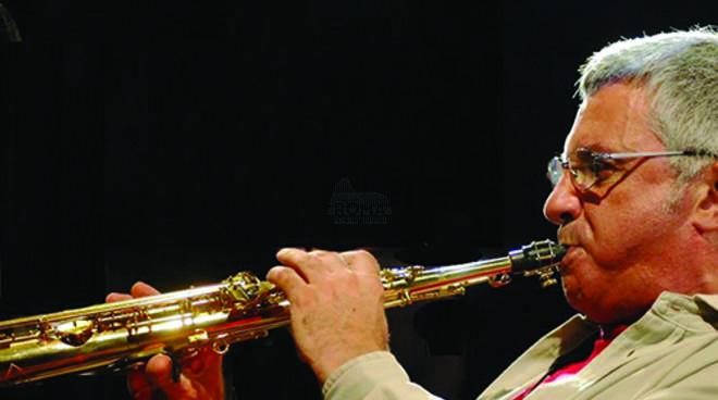 Maurizio Giammarco - Trad With a Trap in concerto al Cotton Club