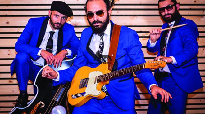 Bevo Solo Rock\'n Roll al Cotton Club: Cherry Pie in concerto