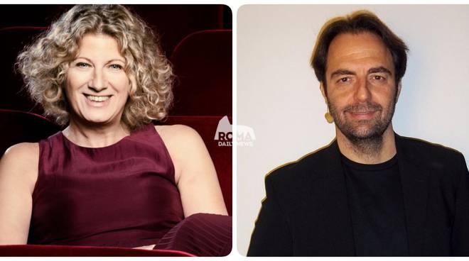 Festa del Cinema di Roma, Talk con Neri Marcorè e Donatella Finocchiaro