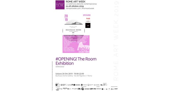 OPENING! The Room Exhition