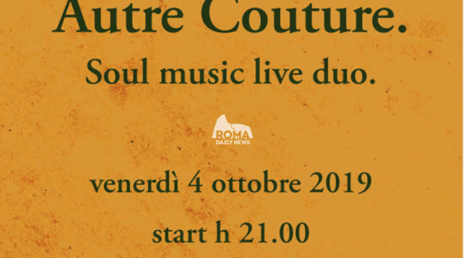 Musica Live Autre Couture