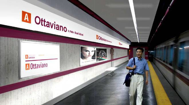 metro ottaviano