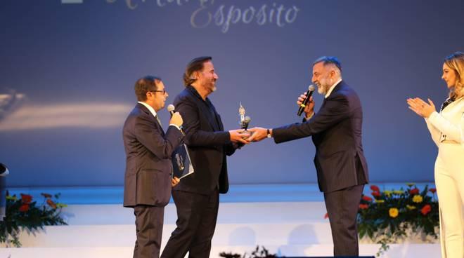 Premio a Christian De Sica