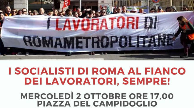 Roma Metropolitane 02/10/19