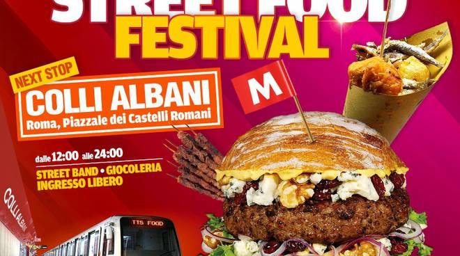 street food colli albani