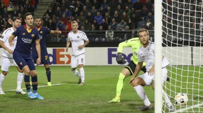 Wolfsberger-Roma 1-1