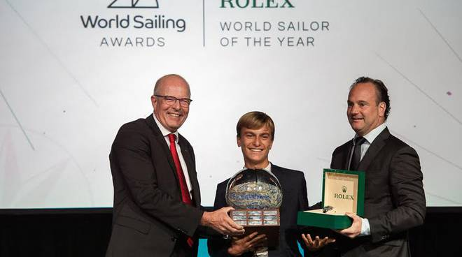 World Sailing Award classe Optimist di vela