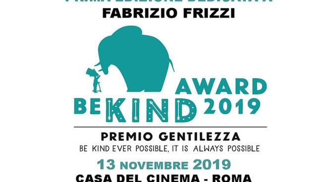 Be Kind Award