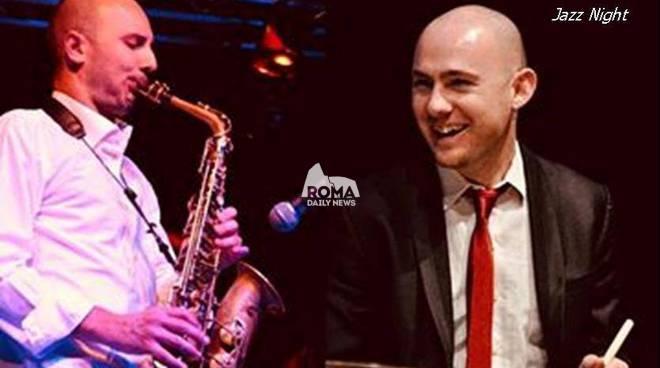 Nicola Angelucci & Paolo Recchia duo in concerto al Charity Café