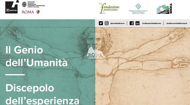 """Leonardo, """"Il genio dell'umanità, discepolo dell'esperienza"""""""