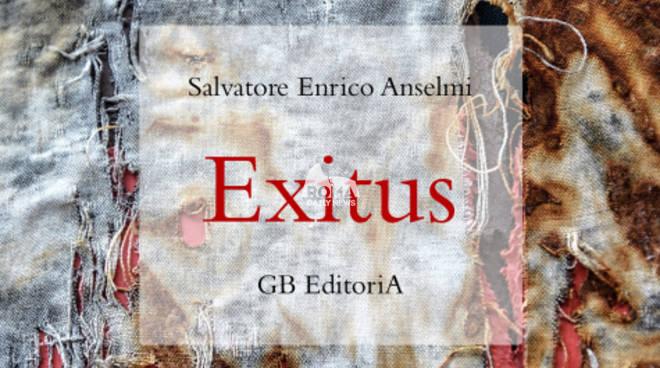 """6 dicembre 2019 presentazione a Roma del romanzo \""""Exitus\"""" di Salvatore Enrico Anselmi"""