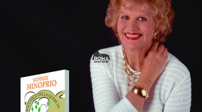 """Minnie Minoprio presenta il libro \""""I Racconti della Quercia\"""" al Cotton Club: a seguire live show"""