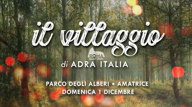 Il villaggio di Adra Italia