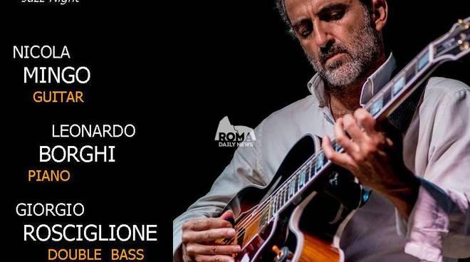 Nicola Mingo Blues Travel in concerto al Charity Café