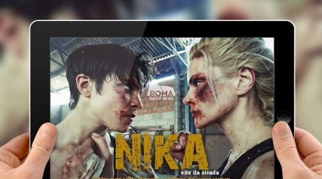 """Mirko Alivernini presenta \""""Nika - vite da strada\"""""""