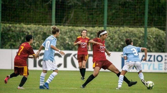 lazio-roma cf 0-2