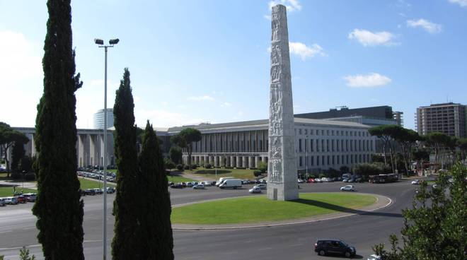 obelisco eur