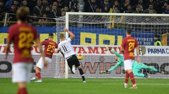 Parma Roma 2-0