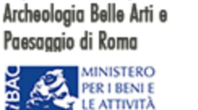 Soprintendenza Speciale Archeologia Belle Arti e Paesaggio di Roma