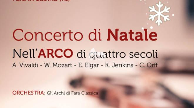 """Orchestra Fara Classica e Coro Incanto presentano il concerto \""""Nell\'Arco di Quattro Secoli\"""" all\'Abbazia di Farfa"""