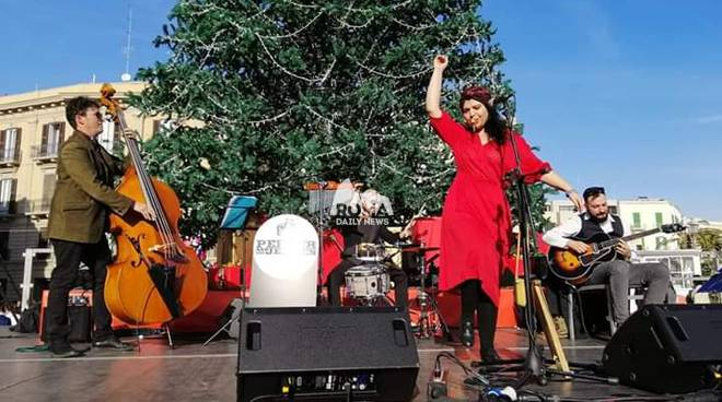 Pepper & The Jellies - Christmas swing!
