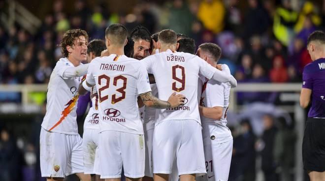 Fiorentina-Roma 1-4