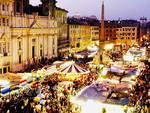 mercato natalizio piazza navona
