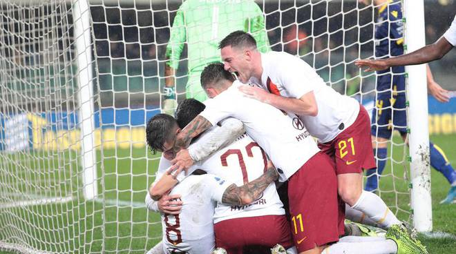 verona-roma 1-3