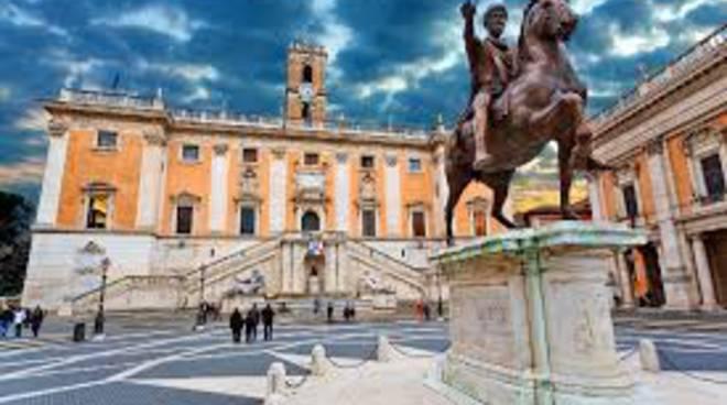 ROMA CAPITALE 150 ANNI
