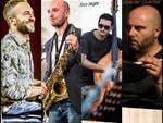 Recchia, Rea, Sorrentino, Di Leonardo Special Quartet in concerto al Charity Cafè